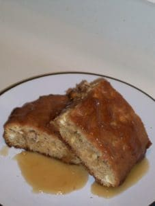 Copycat Applebee's Blondies - Get the recipe for this easy dessert from PassTheSushi.com