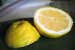 Lemon wedges