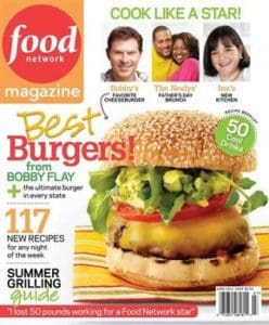 Food Network Magazine (cover)