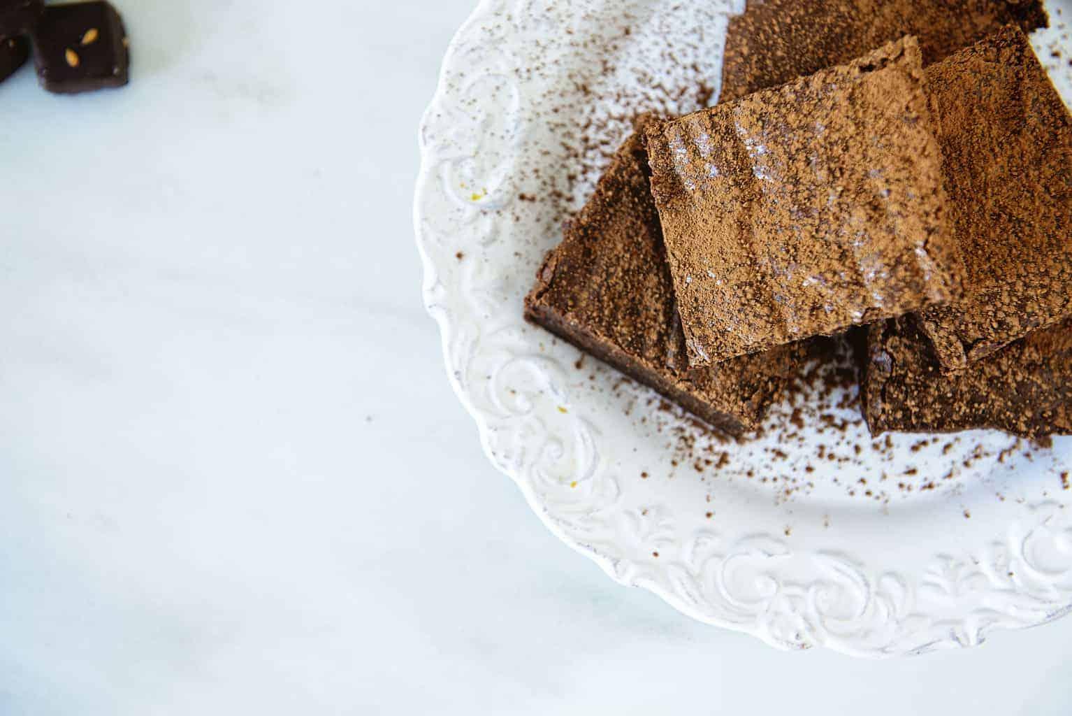 The Baked Cookbook Brownies Recipe | Kita Roberts PassTheSushi.com