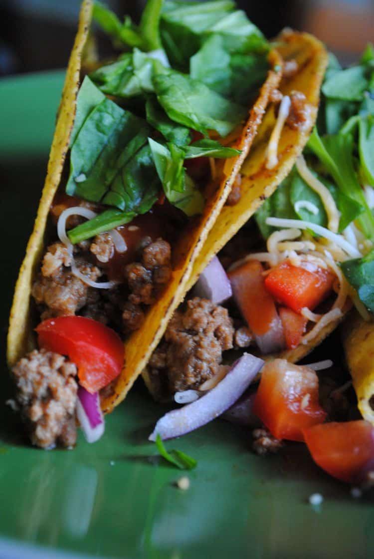 The Easiest Tacos Recipe Ever \\ PassTheSushi.com