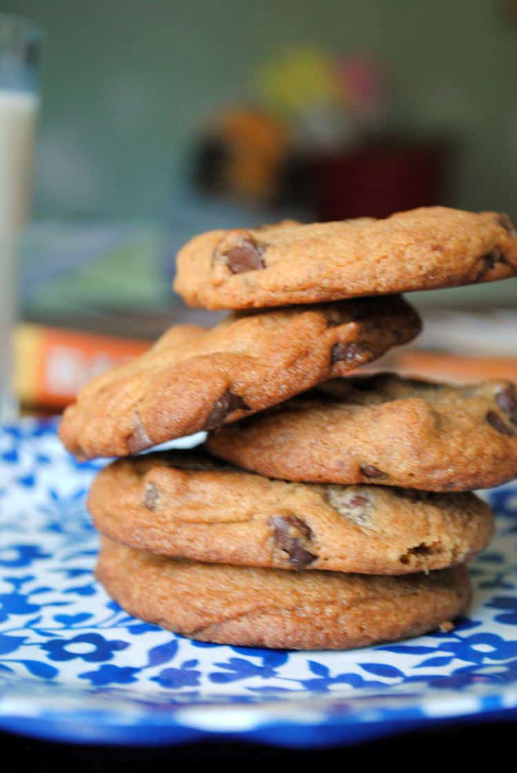 Everyone needs a go-to classic chocolate chip cookies recipe and this one is it. This easy recipe is inspired from the pages of the