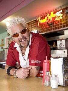 Guy Fieri - Cool is as cool does.