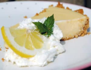 Easy Lemon Pie Recipe \\ Pass the Sushi
