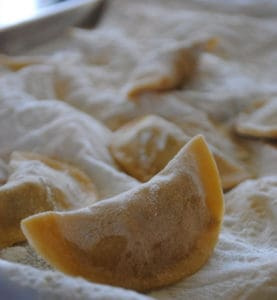 Homemade ravioli - a labor of love | Get the recipe from passthesushi.com