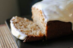 Spiced Pear Cake \\ Recipe from PassTheSushi.com
