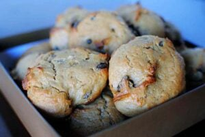 Peanut Butter Banana Cookies \\ PassTheSushi.com