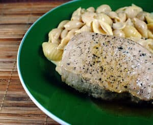 Honey-Glazed Pork Chops Recipe \\ PassTheSushi.com