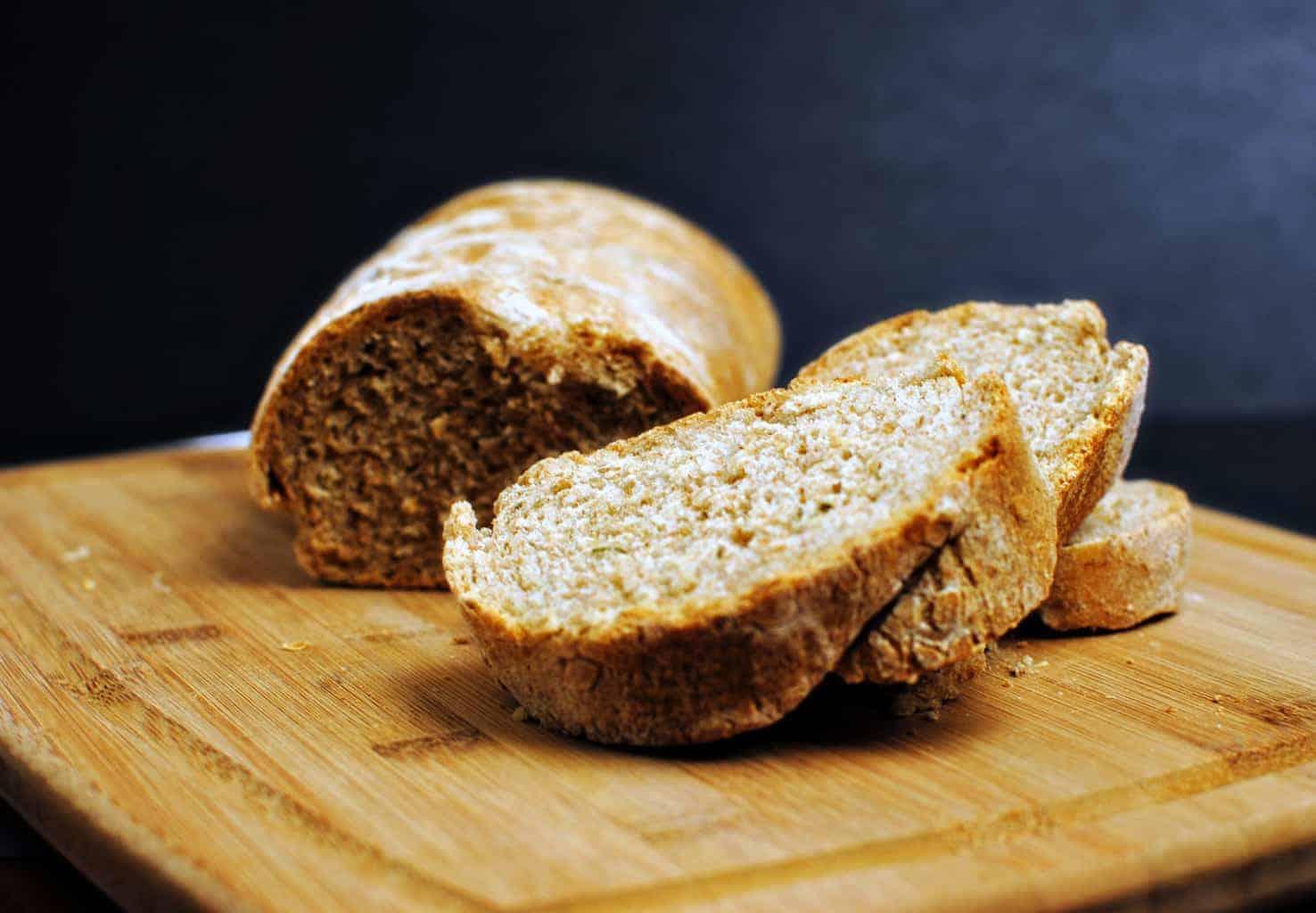 Rosemary Garlic Bread Recipe \\ PassTheSushi.com