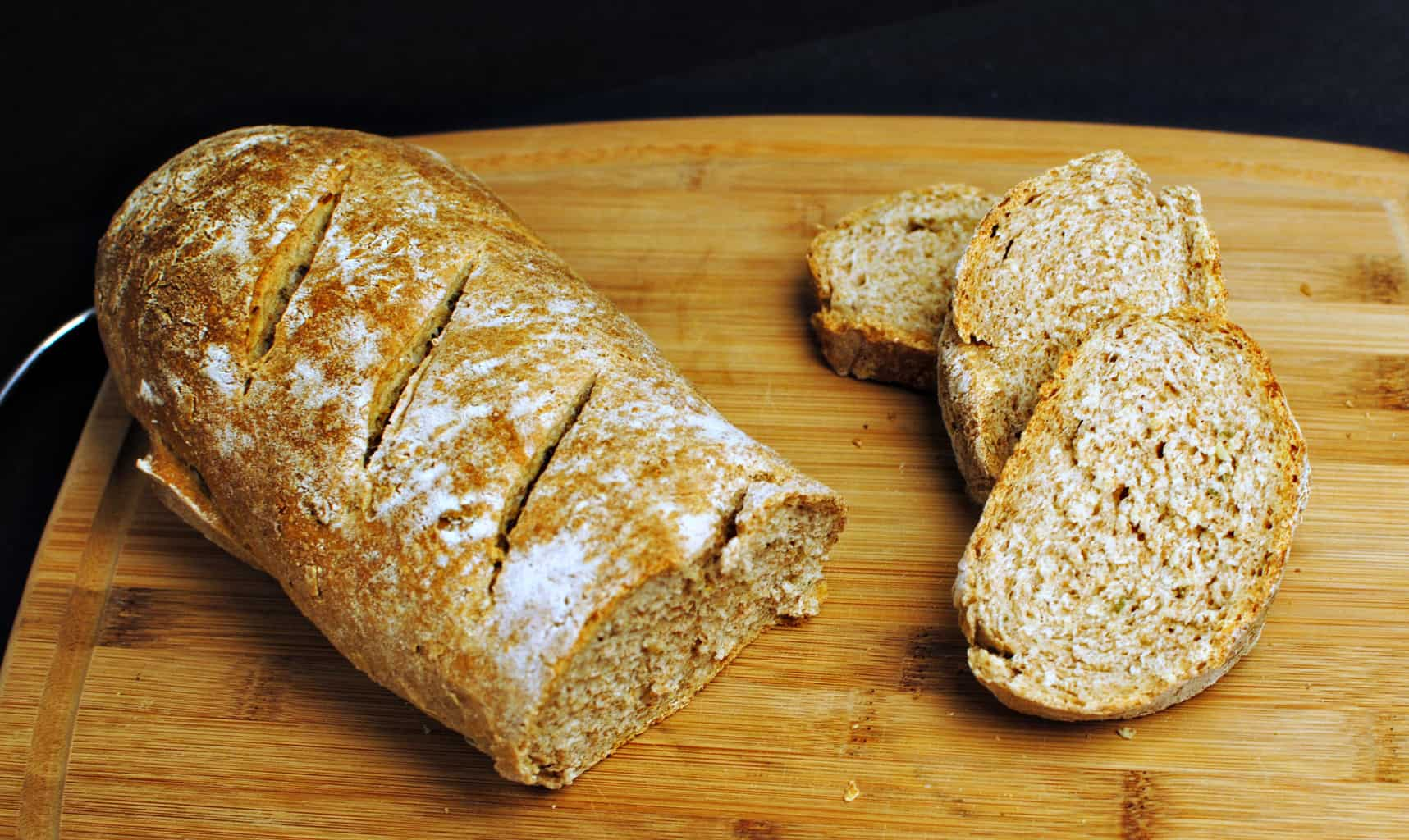 Rosemary Garlic Bread Recipe \\ PassTheSushi.com