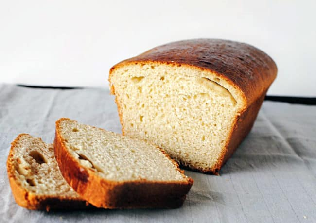 Homemade Classic Brioche Bread Recipe \\ PassTheSushi.com
