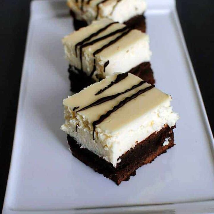 Disney's Brownie Cheesecake Recipe