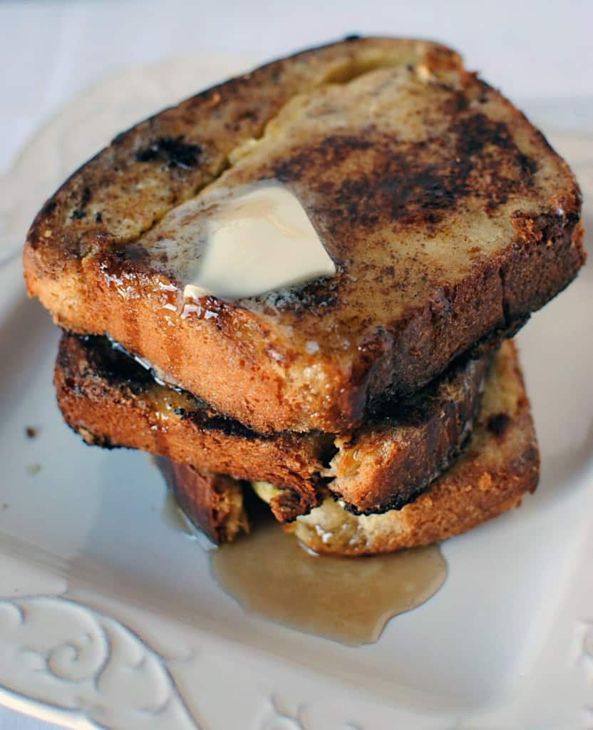 The Best French Toast Ever \\ Get the recipe on PassTheSushi.com