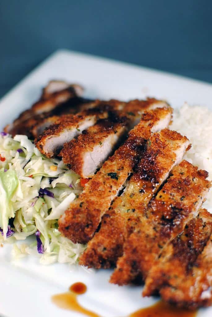 Tonkatsu Pork Recipe \\ PassTheSushi.com
