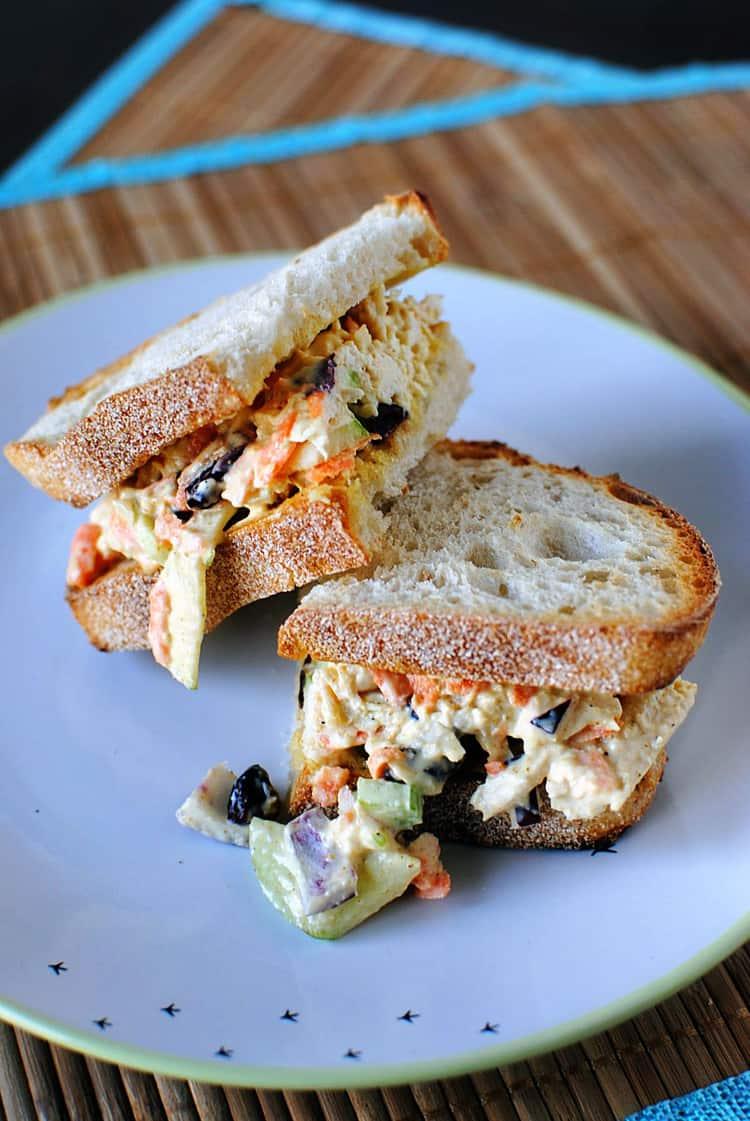 Desperation Dinners: Curried Chicken Salad
