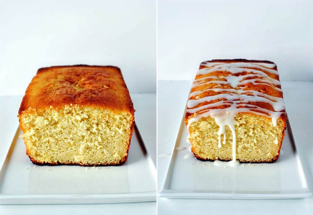 Triple Lemon Cake Loaf Recipe \\ PassTheSushi.com