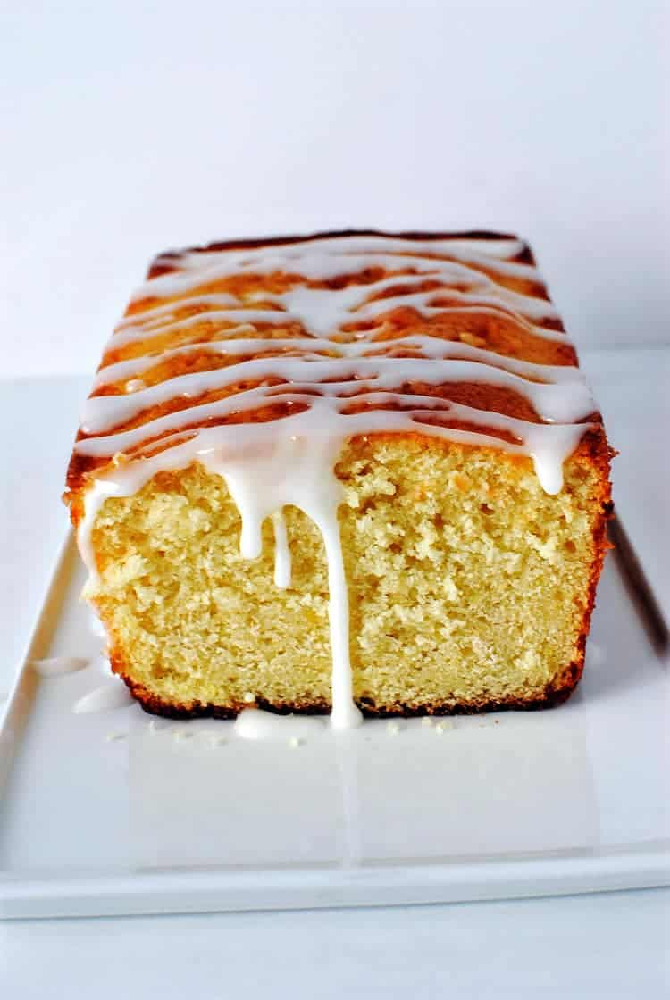 Baked Giveaway & a Lemon Lemon Loaf