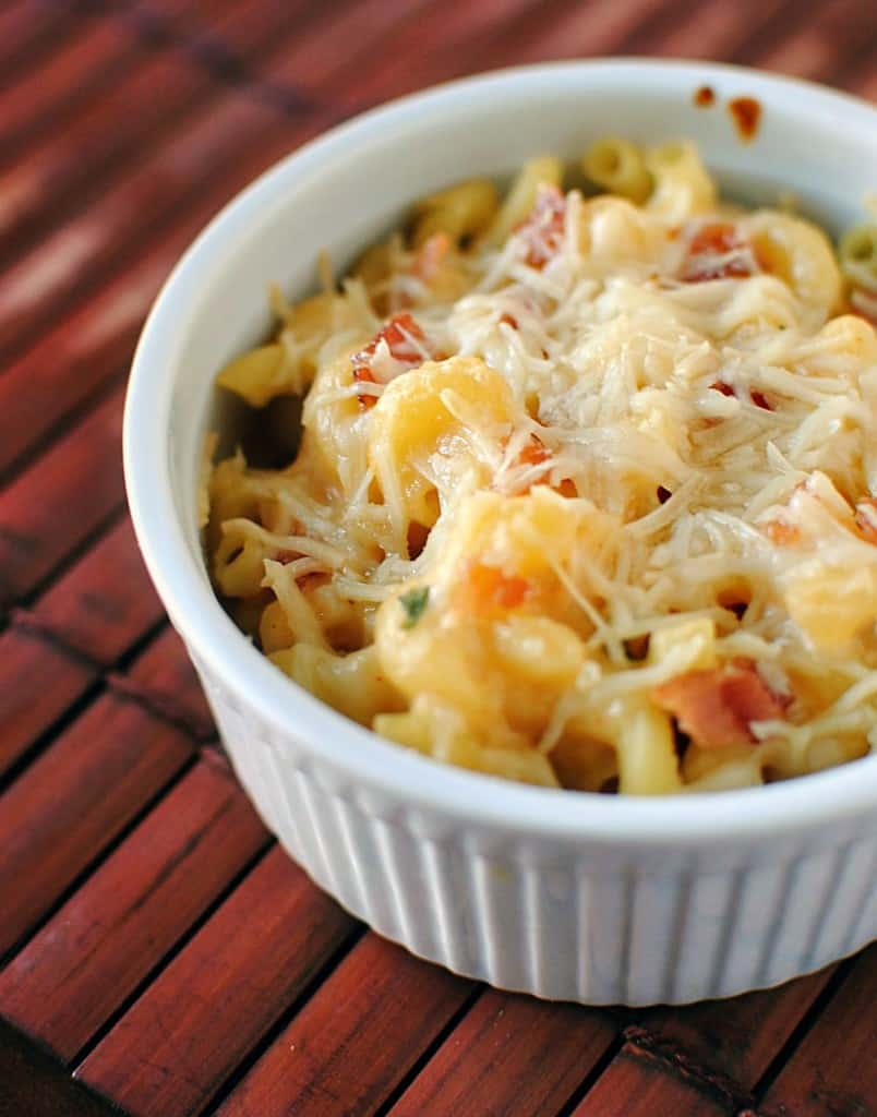 Breaking the Rules with Macaroni and Cheese