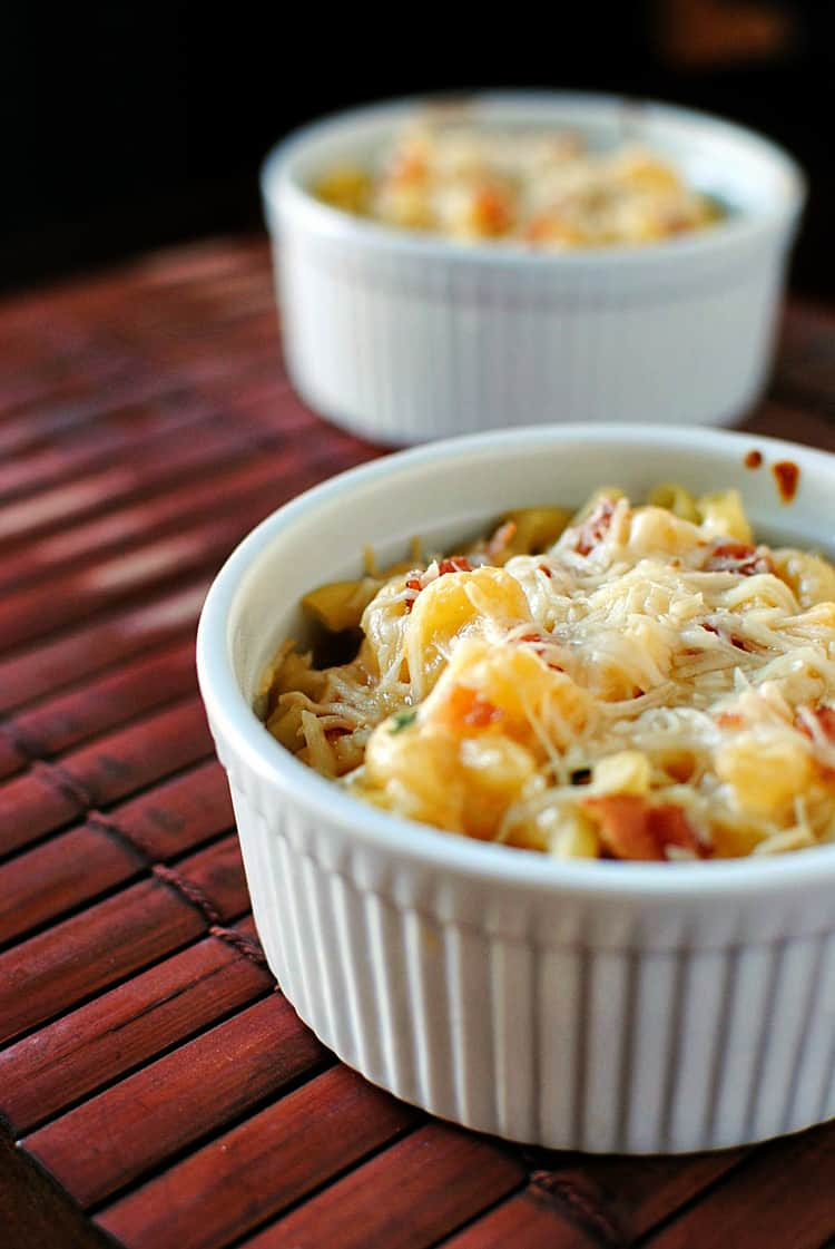 Homemade Macaroni and Cheese \\ PassTheSushi.com
