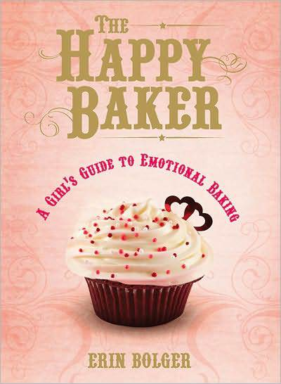 The Happy Baker Cookbook (cover)