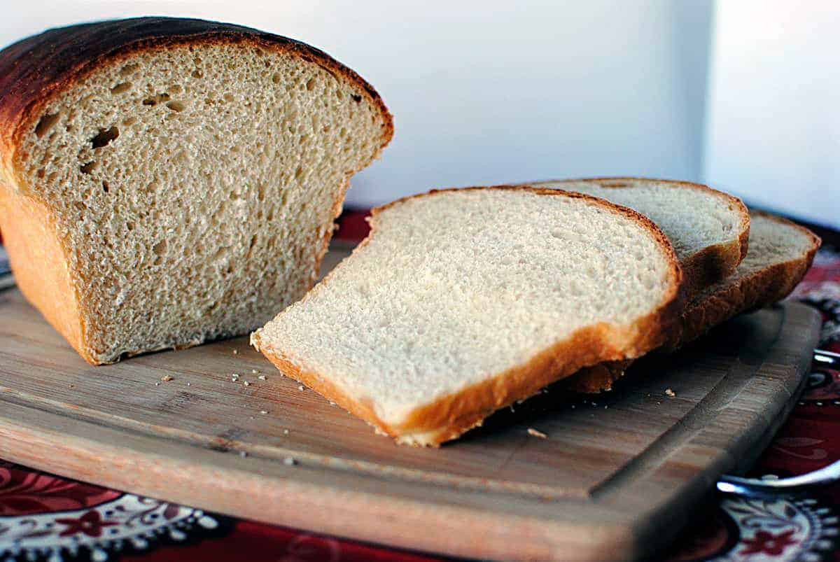 Bread Is Our Sustenance.
