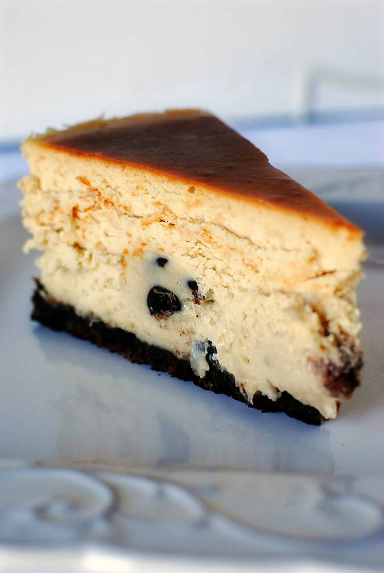 ... Really Bad Day Fix it All Chocolate Chip Cookie Dough Cheesecake