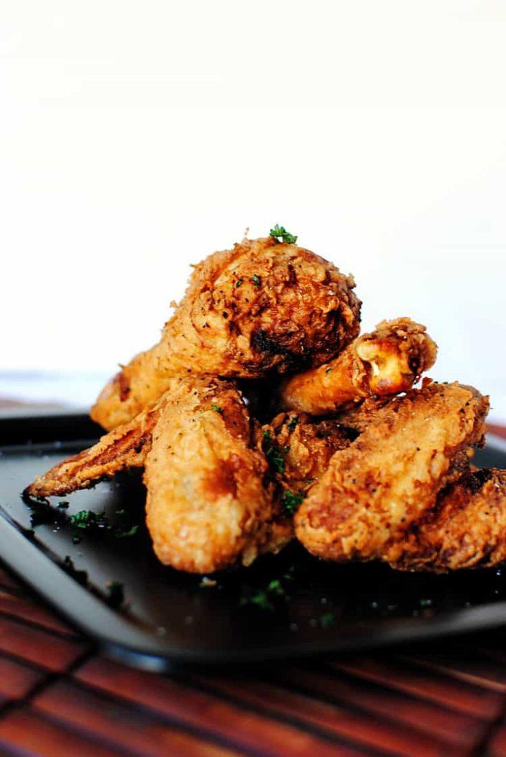 Thomas Keller's Buttermilk Fried Chicken