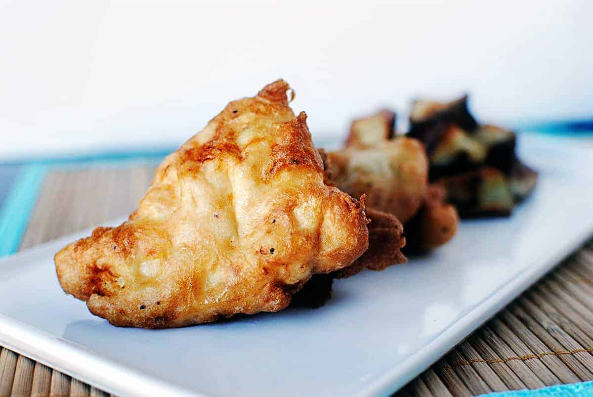 Fried Fish Dinner Recipe \\ PassTheSushi.com