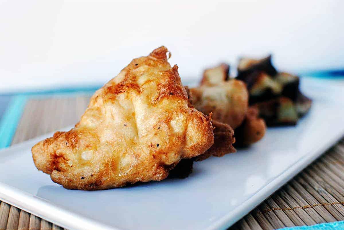 Bringing back the Filet-O-Fish, Fried fish and Rosemary Potatoes
