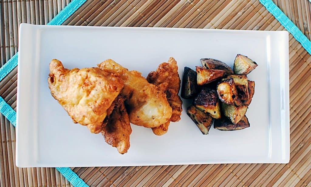 Fried Fish Dinner Recipe \\ PassTheSushi.com
