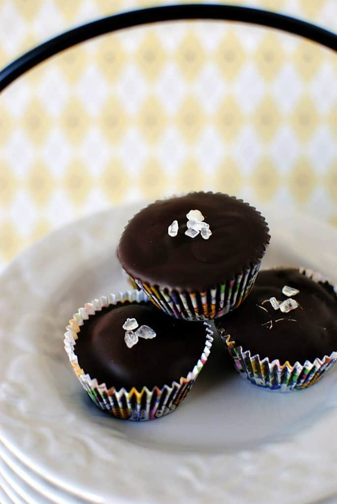 Bacon Peanut Butter Cups recipe \\ PassTheSushi.com