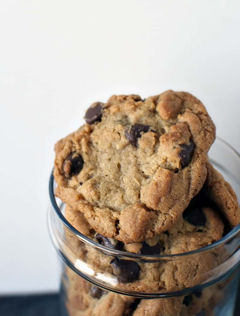 Chocolate Chip Pudding Cookies \\ Recipe on PassTheSushi.com