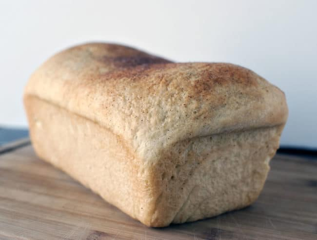 Fluffy Homemade Cinnamon Bread Recipe \\ PassTheSushi.com