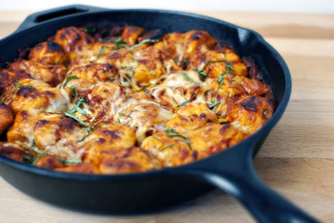 Bubble Up Pizza \ Recipe on PassTheSushi.com