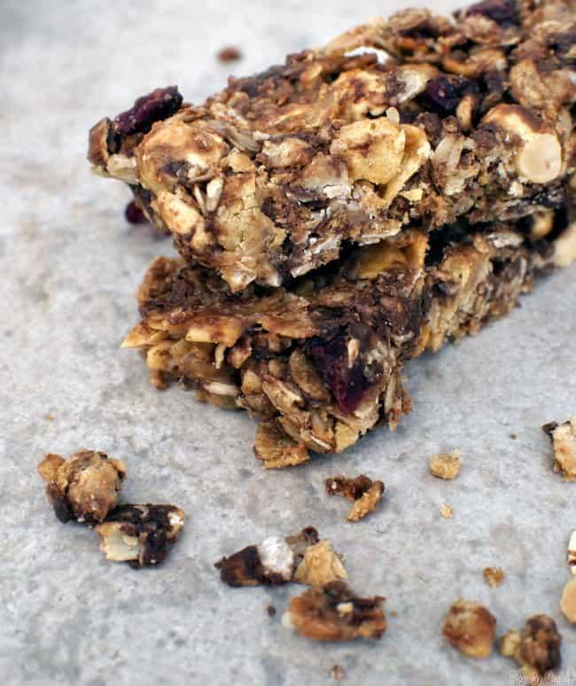 Pantry Lover's Granola Recipe \\ PassTheSushi.com
