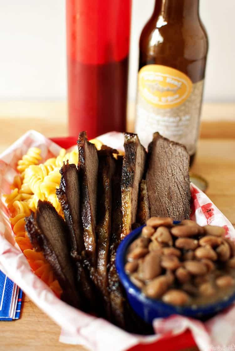 Best wood chips smoking brisket : Brisket