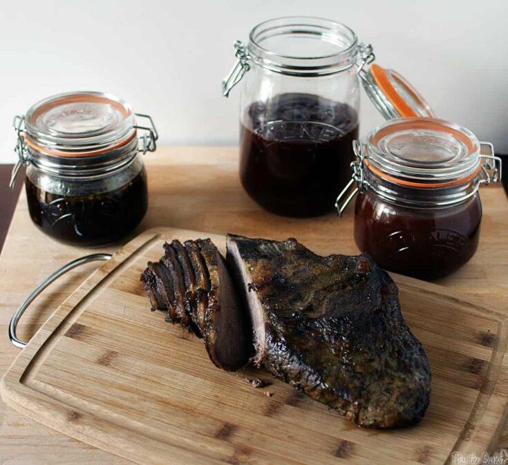 3 Homemade Barbecue Sauce Recipes