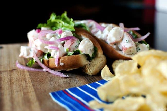 Lobster Rolls Recipe // PassTheSushi.com