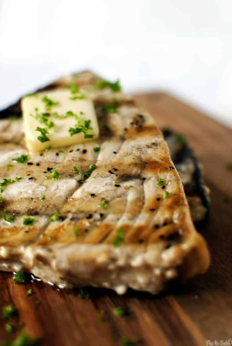 Grilled Swordfish Steaks - Pass The Sushi   Broiled Swordfish