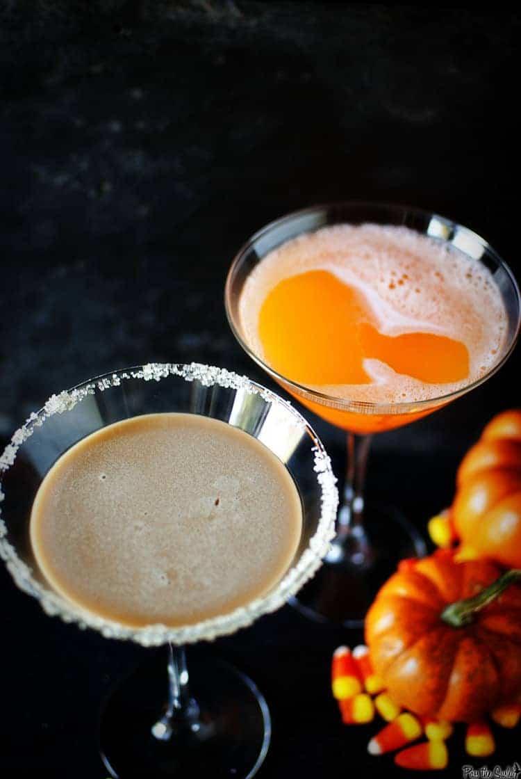 Halloween Martinis | Kita Roberts PassTheSushi.com