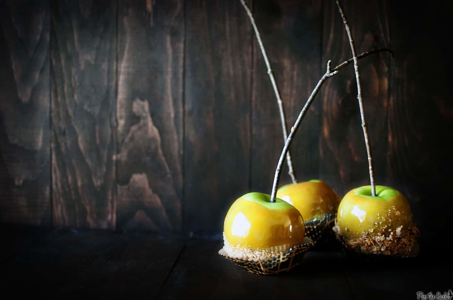Butterfinger Caramel Apples & Fables Giveaway