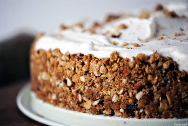 Cinnamon Chai Cream Pie \\ PassTheSushi.com