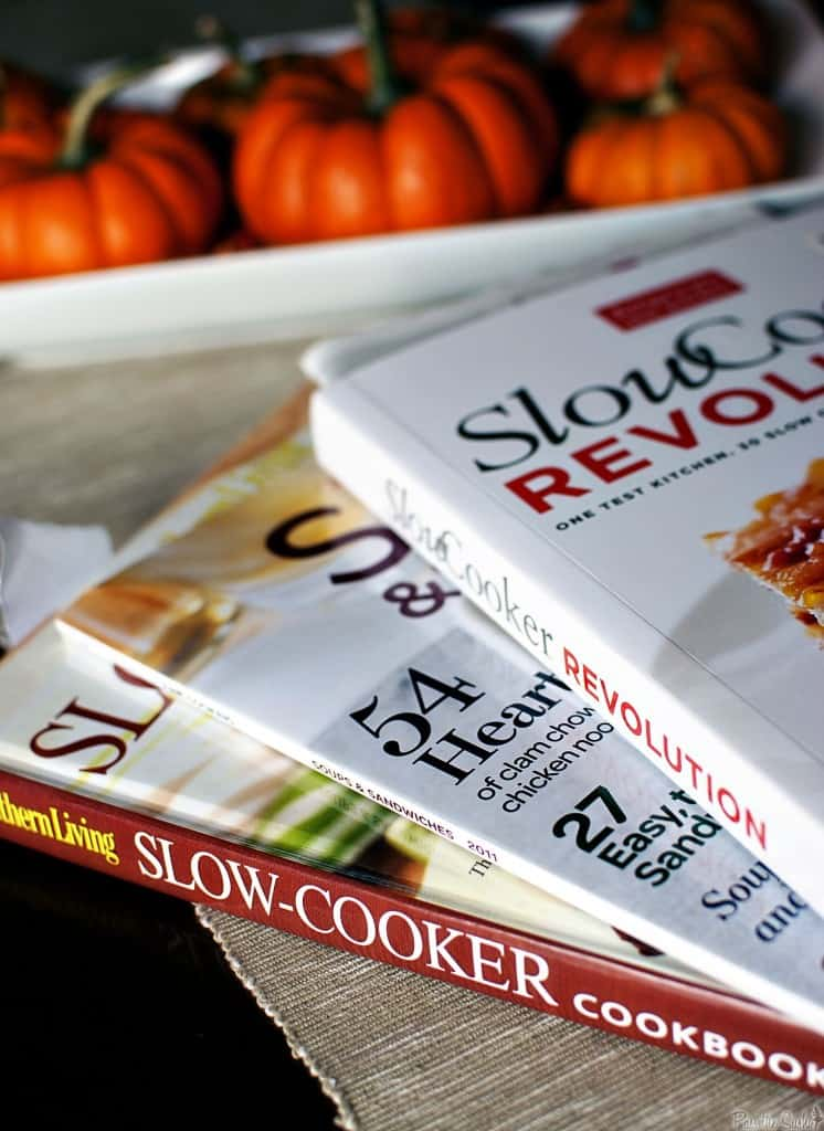 slow cooker cookbooks