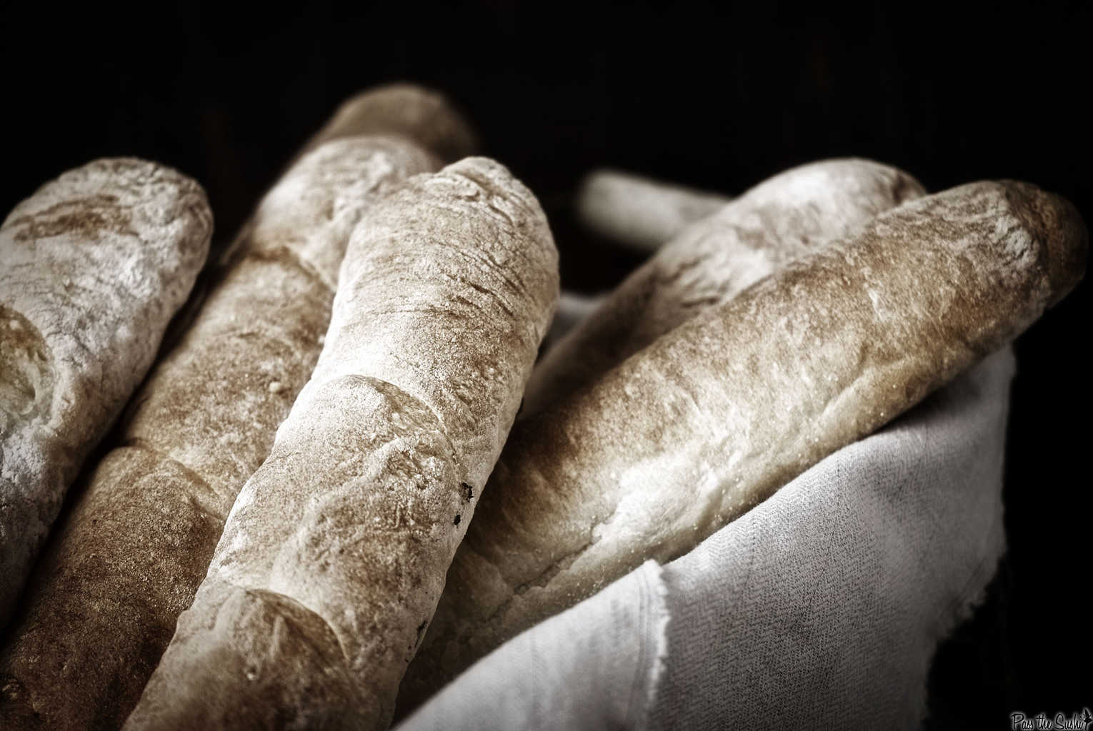 Straight Baguette {The Fundamental Techniques of Classic Bread Baking Review & Giveaway}