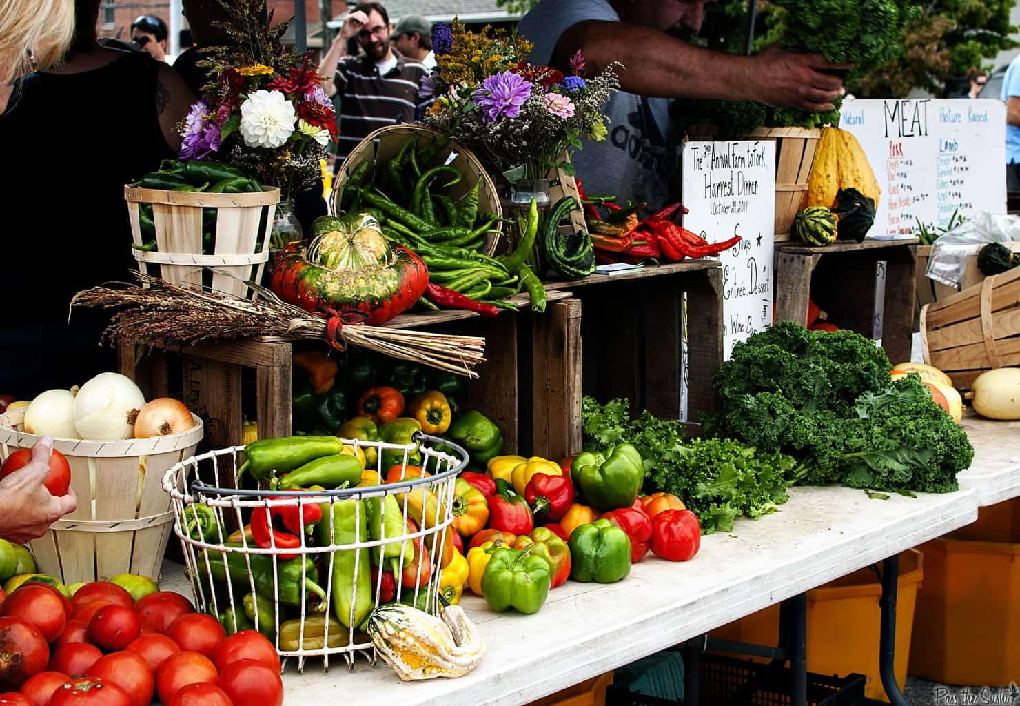 Snapshot Saturday: To Market