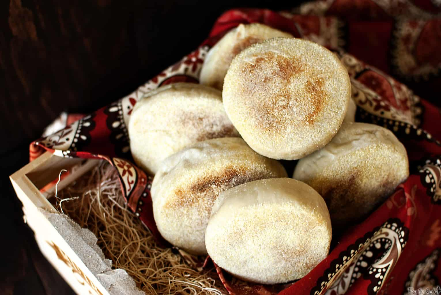 Homemade English Muffins Recipe And A Mascara Review