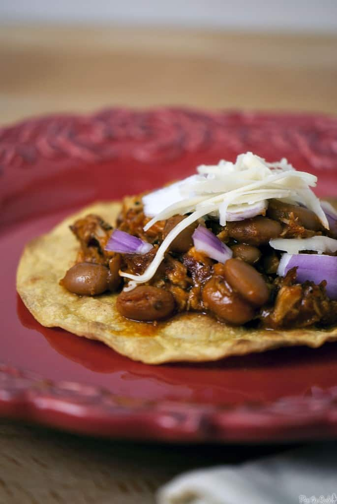 Mexican Shredded Pork Tinga Pass The Sushi
