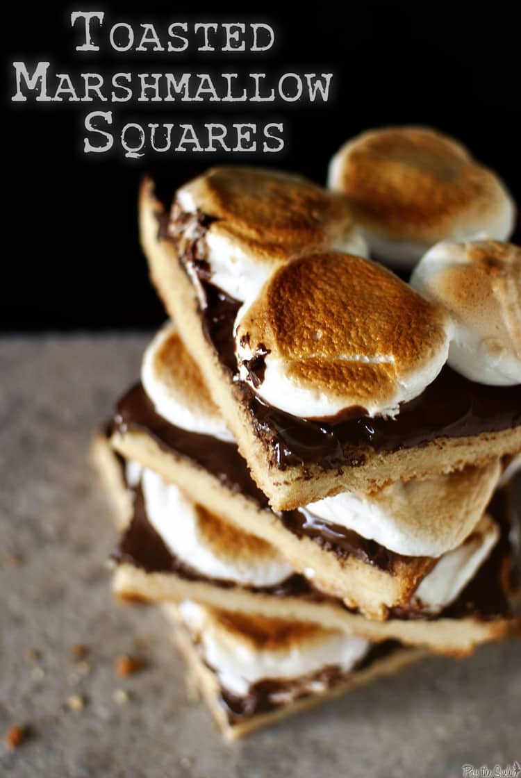 Toasted Marshmallow Shakesand A Crush Recipes — Dishmaps