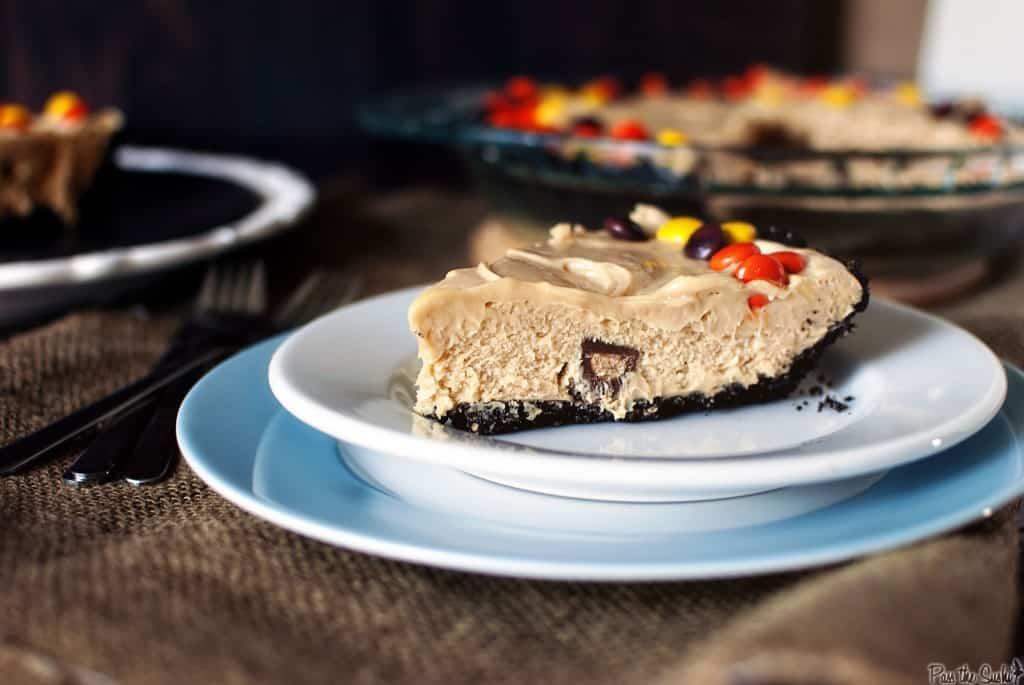 Peanut Butter Pie \\ PasstheSushi.com