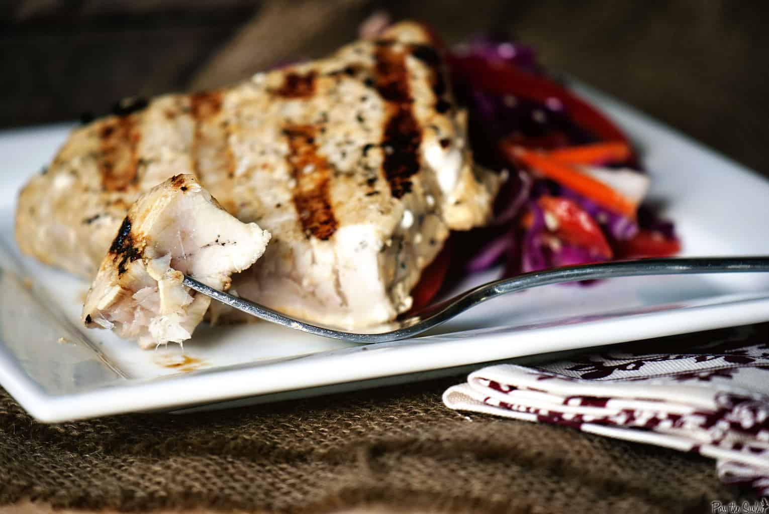 Rock Star Tuna Fillet Recipe — Dishmaps